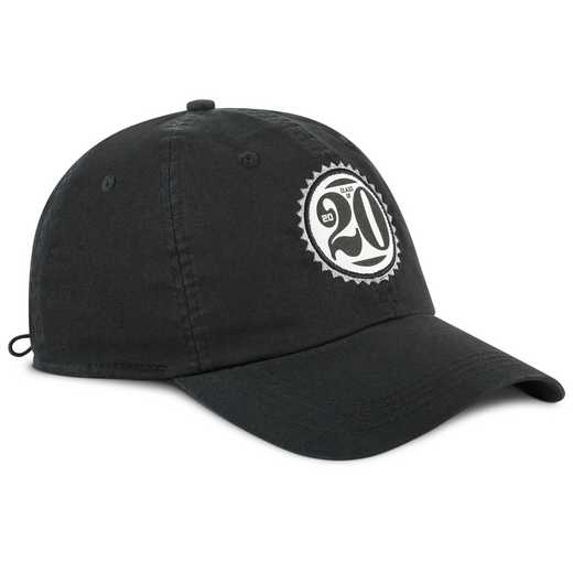K021505: Hat-Lightweight Class of '20 Adjustable-Black